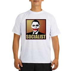 Socialist Joker Performance Dry T-Shirt