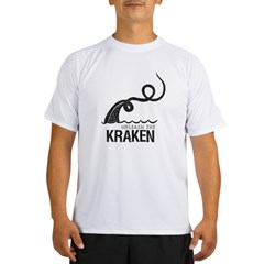 Unleash the Kraken Vintage Tee Performance Dry T-Shirt