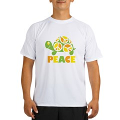 PeaceTurtle3 Performance Dry T-Shirt