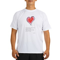 Love Deeply Performance Dry T-Shirt