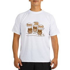 Two To Too Performance Dry T-Shirt