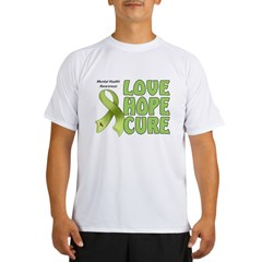Mental Health Awareness Performance Dry T-Shirt