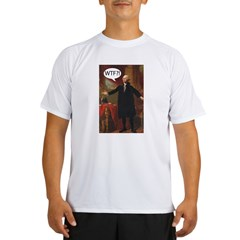 George Washington WTF? Performance Dry T-Shirt