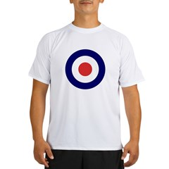 a00012_british_target Performance Dry T-Shirt