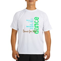 Dance for Life 1 Performance Dry T-Shirt
