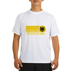 Deutschland Germany Performance Dry T-Shirt