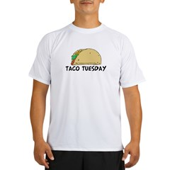 Taco Tuesday Performance Dry T-Shirt