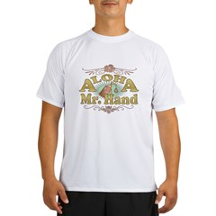 Aloha Mr Hand Performance Dry T-Shirt