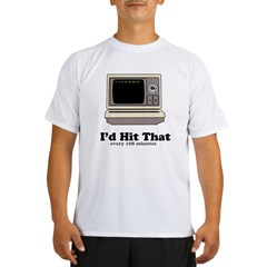 I'd Hit Tha Performance Dry T-Shirt