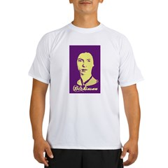 Emily Dickinson Performance Dry T-Shirt