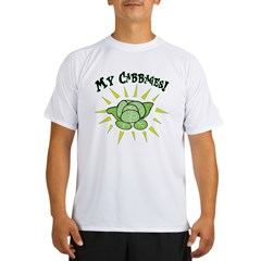 my+cabbages Performance Dry T-Shirt