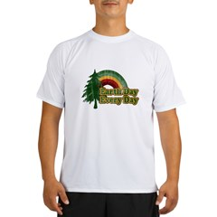 Earth Day Every Day Retro Performance Dry T-Shirt