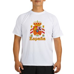 Spain Performance Dry T-Shirt