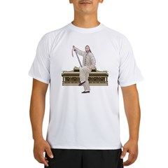Chen Tai Chi - Men's Ash Grey Performance Dry T-Shirt