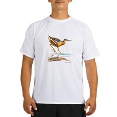 Clapper Rail Performance Dry T-Shirt