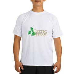 CelticProud_Isles_T10x10 Performance Dry T-Shirt