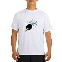 Hello, Fish! Performance Dry T-Shirt