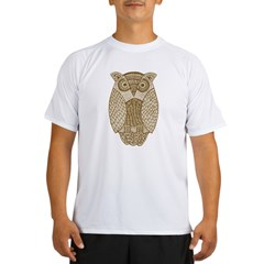 Owl Performance Dry T-Shirt