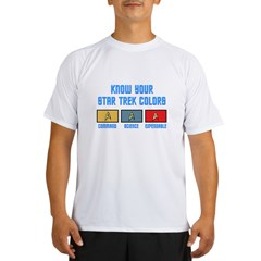 ST: Colors Performance Dry T-Shirt