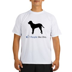 Tosa Inu Performance Dry T-Shirt