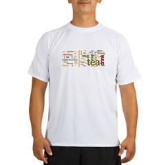 Ahh! Tea! Performance Dry T-Shirt