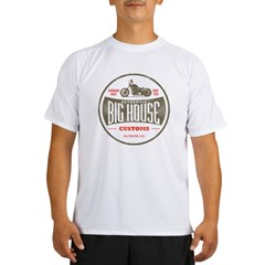 VINTAGE BIKER Performance Dry T-Shirt