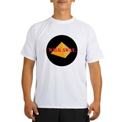 Walk Away Performance Dry T-Shirt