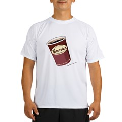 Give Me My Timmies Performance Dry T-Shirt