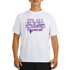 Papercut Performance Dry T-Shirt