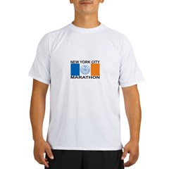 New York City Marathon Performance Dry T-Shirt