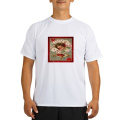 Victorian Valentines Queen Of Performance Dry T-Shirt