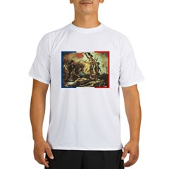 Bastille Day Performance Dry T-Shirt