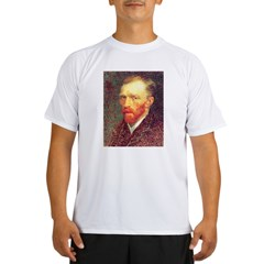 Self Portrait (1887) Performance Dry T-Shirt