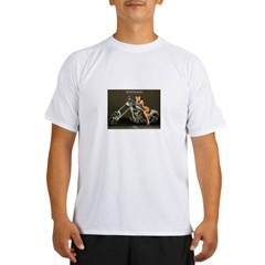 "MotoGirl ""Amy"" Performance Dry T-Shirt"