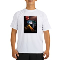 Ancient Aliens Performance Dry T-Shirt