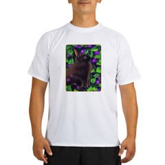 Bunny & Violets Performance Dry T-Shirt