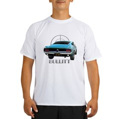 BULLITT JZZ 109 Performance Dry T-Shirt