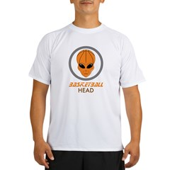 Basketball Head Performance Dry T-Shirt