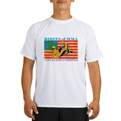 Roots of MMA Performance Dry T-Shirt