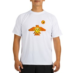 Anishinaabe tribal symbol Performance Dry T-Shirt