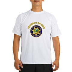 DA Dave seal (outlined).JPG Performance Dry T-Shirt
