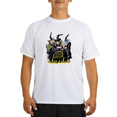 Macbeth1 Performance Dry T-Shirt