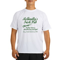 McAnally's Irish Pub Performance Dry T-Shirt