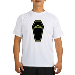 Green Coffin Performance Dry T-Shirt
