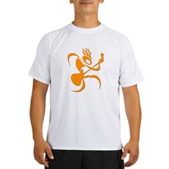 guitar_reg_orange.jpg Performance Dry T-Shirt