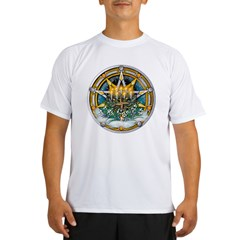 Imbolc Pentacle Performance Dry T-Shirt