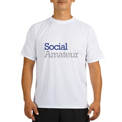 Social Amateur Pride Performance Dry T-Shirt