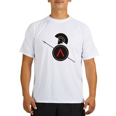 Greek Warrior 4 Performance Dry T-Shirt