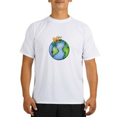 99% #OccupyTogether - Performance Dry T-Shirt