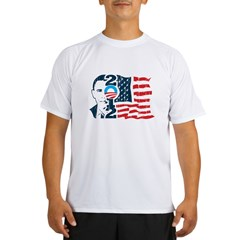 Barack Obama Performance Dry T-Shirt